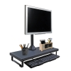 Metal Monitor Riser Stand Height of Monitor Holder Adjustable