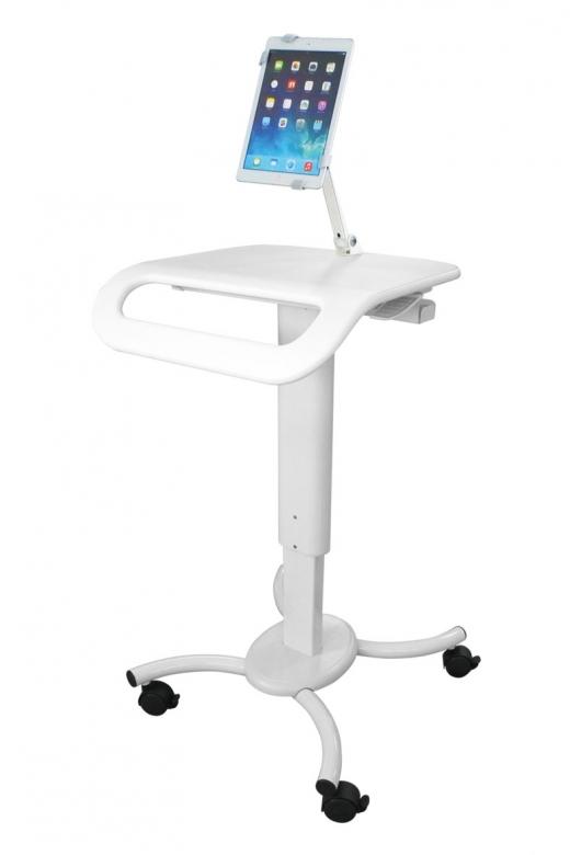 Mobile Tablet Cart