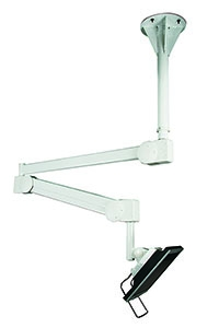 LCD/TV Monitor Arm with Ceiling Mount Type