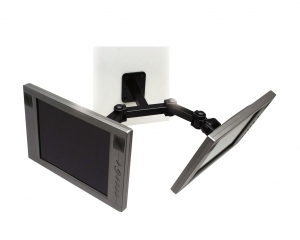 179B Dual LCD Wall Mounting Bracket