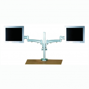 Dual LCD Arm