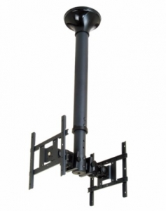 Dual LCD/TV Ceiling Mount