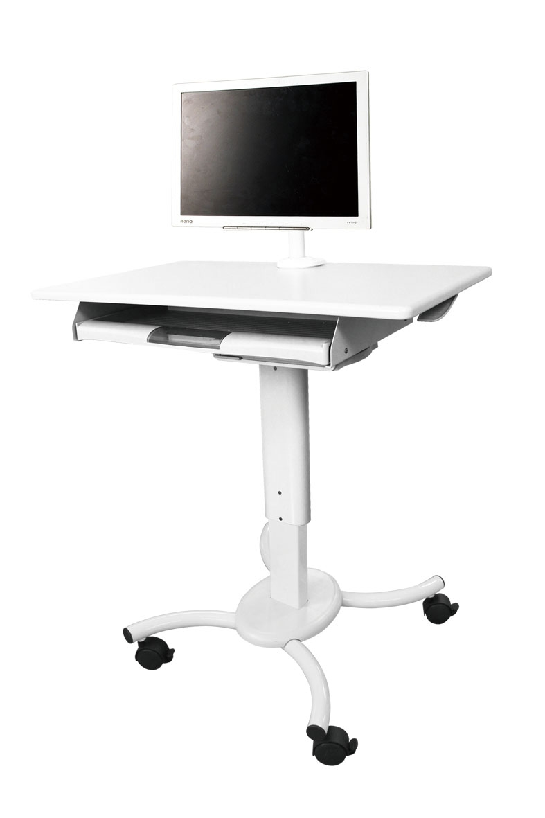 Mobile Cart With Monitor Arm 933fa